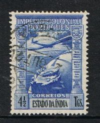 Portuguese India SG537 1938 Definitive 4½t good/fine used